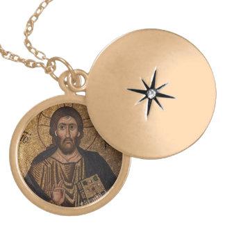 Jesus Locket Necklace