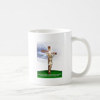 Jesus, Lord and Savour Coffee Mug