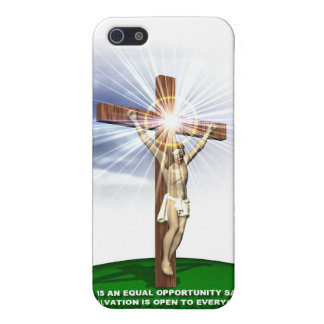 Jesus, Lord and Savour Cover For iPhone SE/5/5s