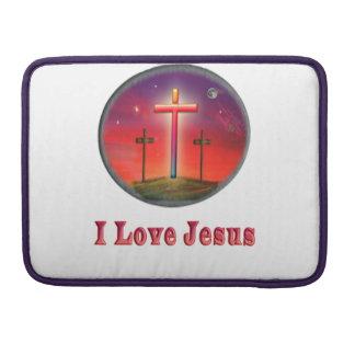 Jesus love MacBook pro sleeves