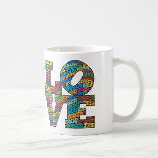 Jesus Love Mug
