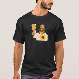 Jesus Loves Beer T-Shirt