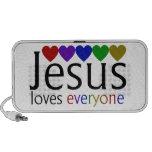 Jesus Loves Everyone Speaker System