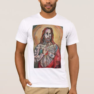 Jesus Loves Ink T-Shirt