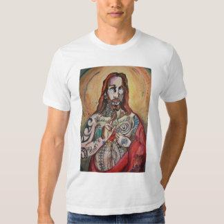 Jesus Loves Ink Tee Shirt