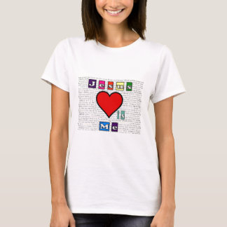 Jesus Loves Me Collection T-Shirt