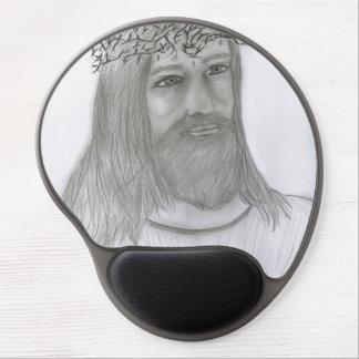 Jesus Loves Me Gel Mouse Pad