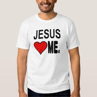 Jesus Loves Me Jesus Gifts T-Shirt