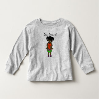 Jesus loves me tee shirt