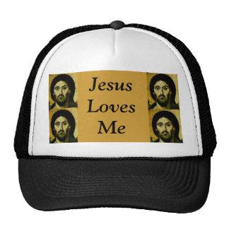 Jesus  Loves me Truckers cap Trucker Hat