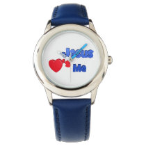 Jesus Loves Me Watches