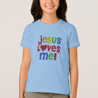 jesus loves me! (youth t-shirt) T-Shirt