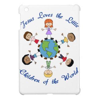 Jesus Loves The Children iPad Mini Cover