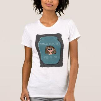 """""""Jesus loves ya, pass it on"""" Mason Jar Gang T-shirt"""