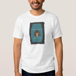 """Jesus loves ya, pass it on"" Mason Jar Gang Tee Shirt"