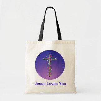 Jesus Loves You Bag