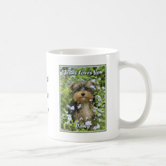 Jesus Loves You Dawg! Mug