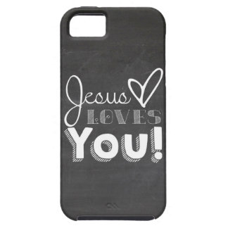 Jesus Loves You Gift iPhone SE/5/5s Case