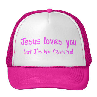 Jesus Loves You! Hats