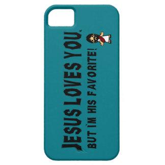 Jesus Loves You iPhone SE/5/5s Case