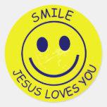 Jesus Loves You spalls