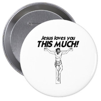 JESUS LOVES YOU THIS MUCH -.png Pin