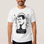 Jesus Malverde (Santo Narco) Camisas