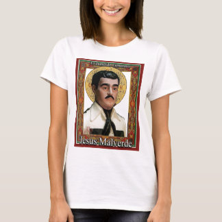 Jesus Malverde , The Generous Bandit T-Shirt