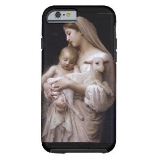JESÚS, MARIA Y EL CORDERO FUNDA DE iPhone 6 TOUGH