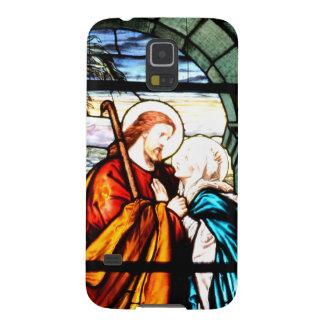 Jesus & Mary Galaxy S5 Cover
