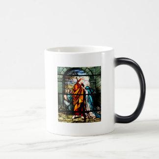 Jesus & Mary Magic Mug