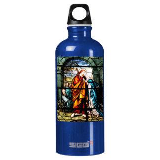 Jesus & Mary Water Bottle