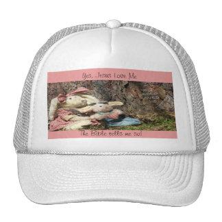 Jesús me ama gorra