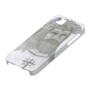 Jesús me ama iPhone 5 carcasa