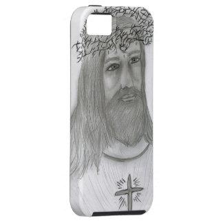 Jesús me ama iPhone 5 carcasas