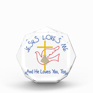 Jesús me ama