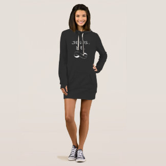 Jesus Me Infinity Hoodie Dress Dresses Christian