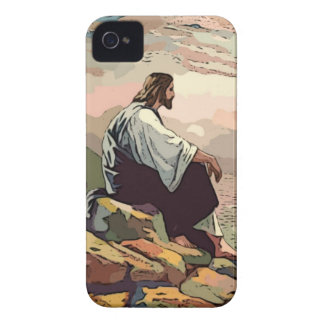 Jesus Meek and Mild iPhone 4 Cover