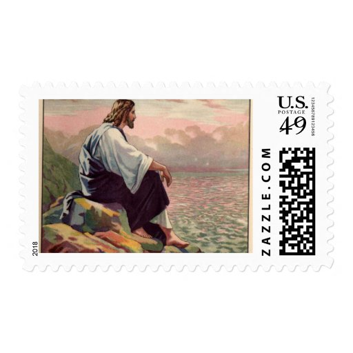 Jesus Meek and Mild Postage