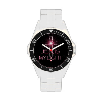 Jesús mi reloj ligero