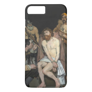 Jesus Mocked by the Soldiers by Edouard Manet iPhone 8 Plus/7 Plus Case