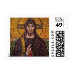 Jesus Mosaic Postage
