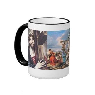 Jesus Ringer Coffee Mug