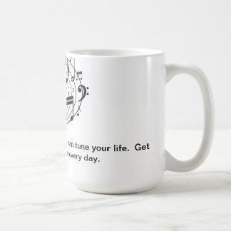 Jesus' Music Coffee Mug
