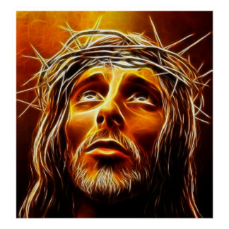 Jesus: My God Why Have You Abandoned Me Poster