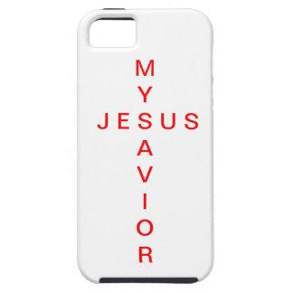 Jesus my savior iPhone SE/5/5s case