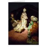 Jesús nace felicitacion