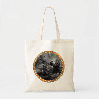 Jesus Nailed with his arms and hands being fasten Tote Bag