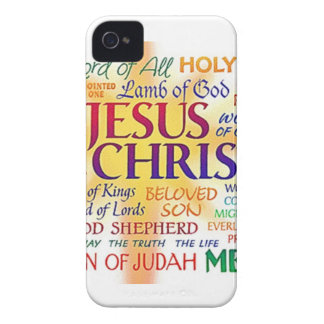 JESUS NAME ABOVE ALL NAMES Case-Mate iPhone 4 CASE