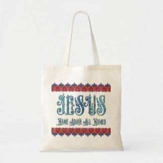 JESUS - Name Above All Names Tote